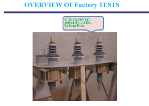 Power transformer factory acceptance test checklist-1